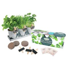Kitchen Herb Kit Remodeling Nj Grow Your Own Iwoot