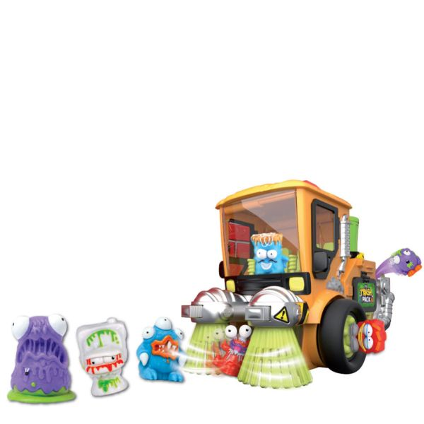 Trash Pack Street Sweeper Toy