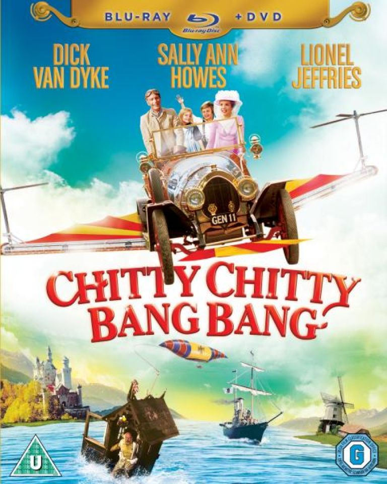Chitty Chitty Bang Bang Includes Blu Ray And DVD Copy