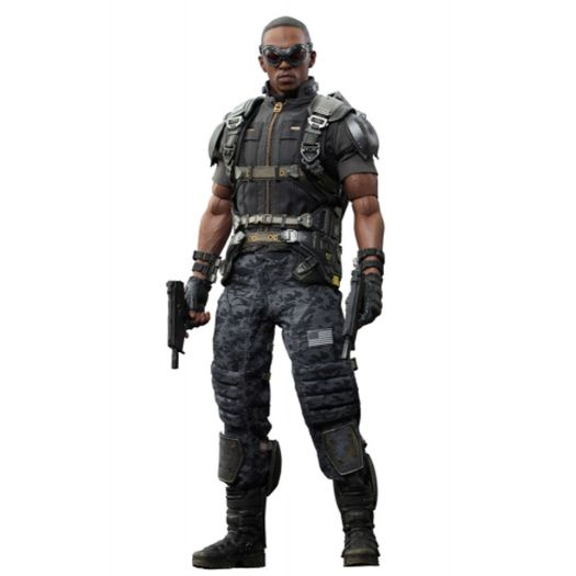 Hot Toys Marvel Captain America The Winter Soldier Falcon ...