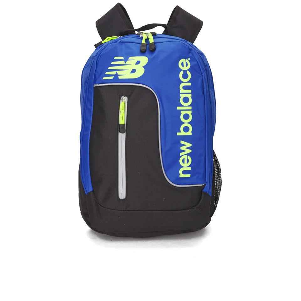New Balance 5k Backpack  Ultra BlueFluorescent Yellow