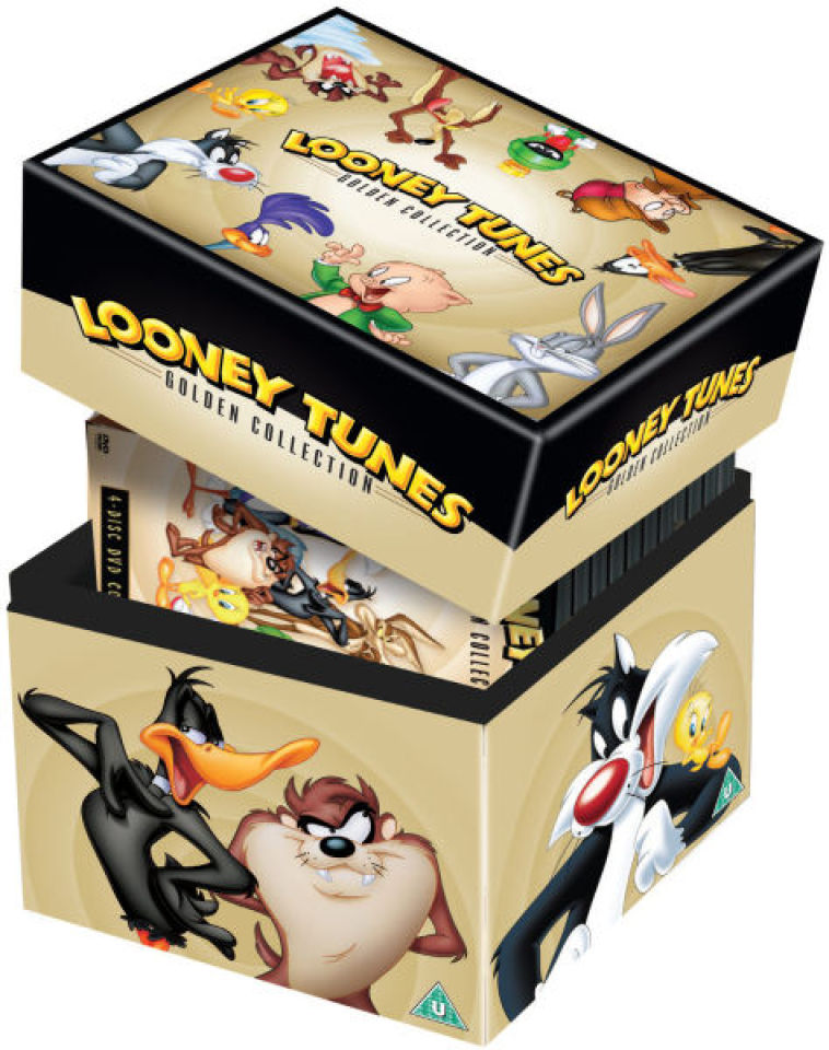 Looney Tunes Golden Collection Box Set DVD