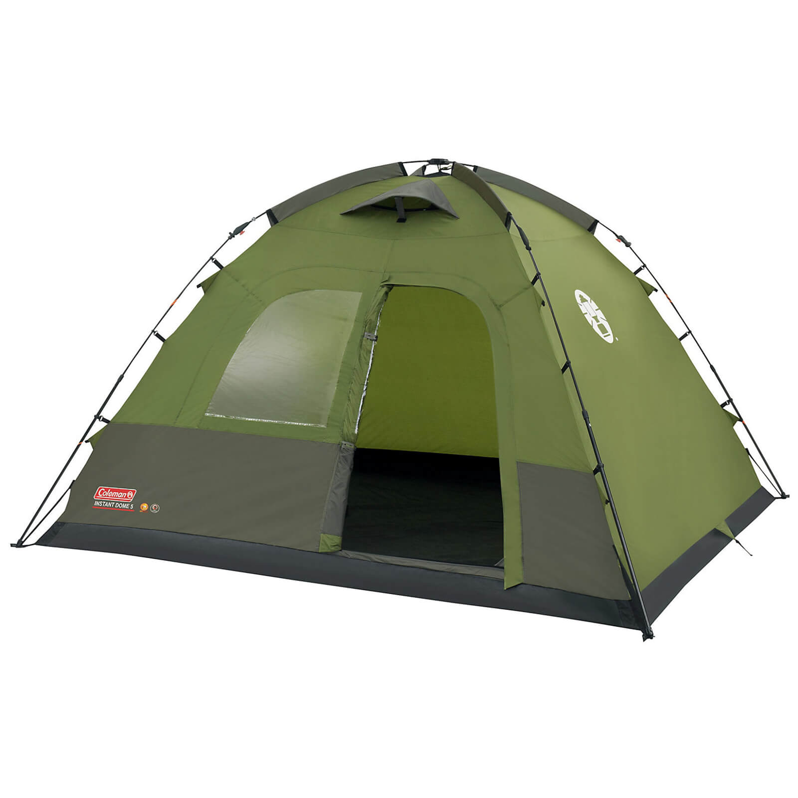 coleman max camping chair makeup walmart instant dome tent 5 person green iwoot