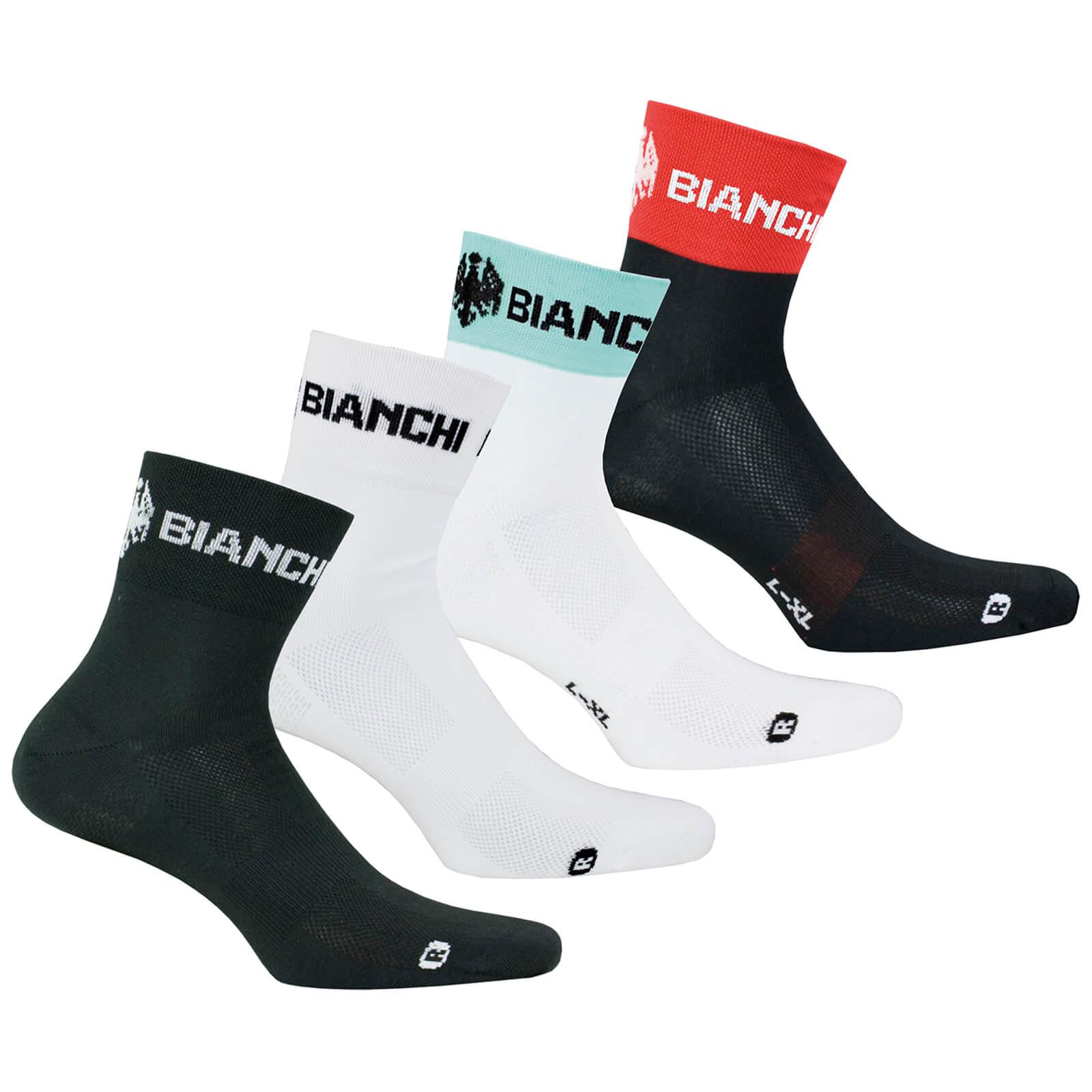Bianchi Asfalto Socks