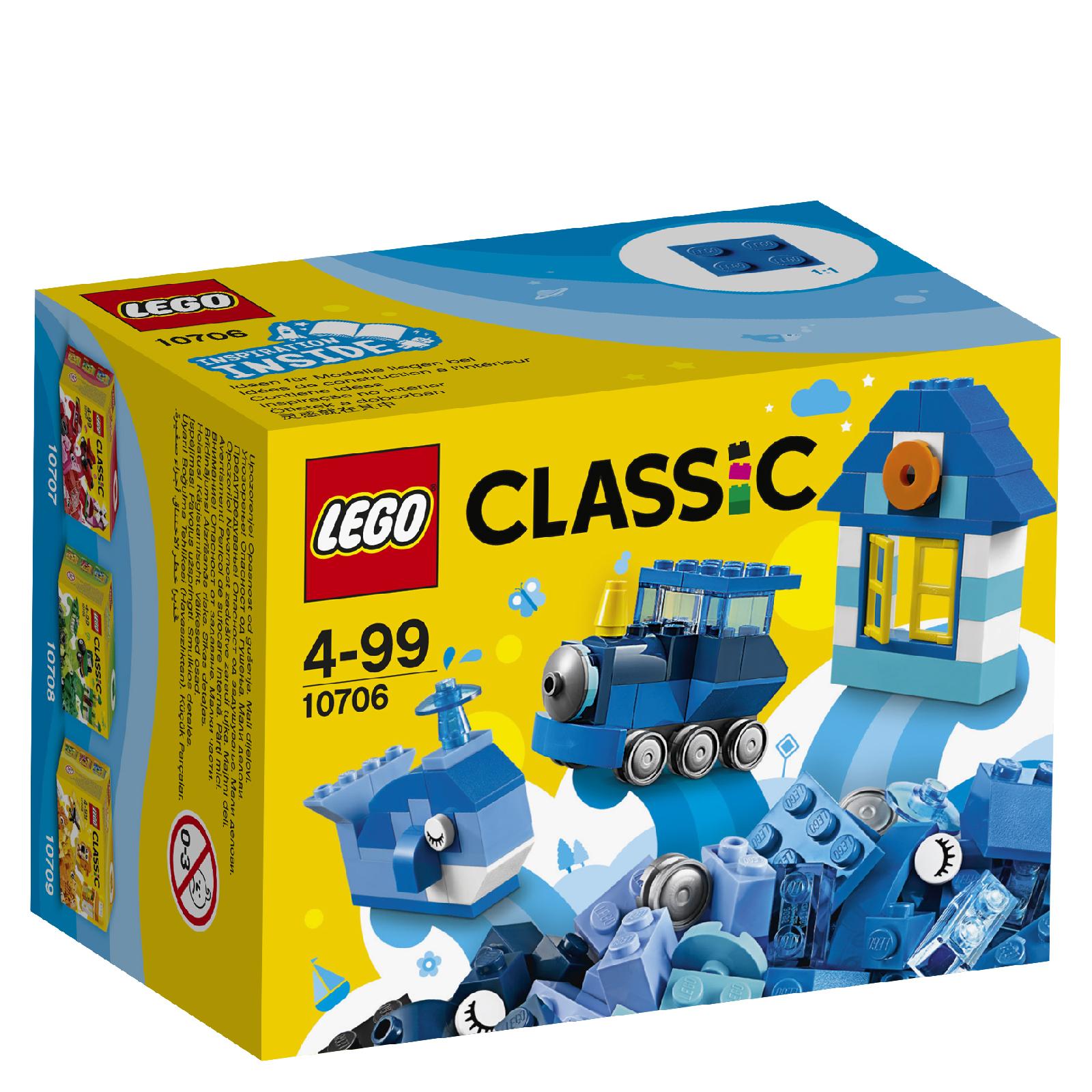 lego classic blue creativity