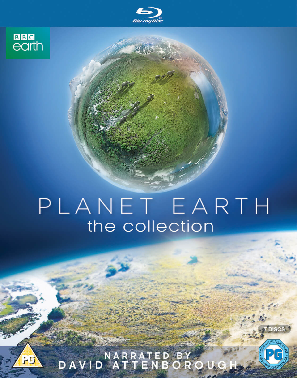 Planet Earth The Collection Blu Ray