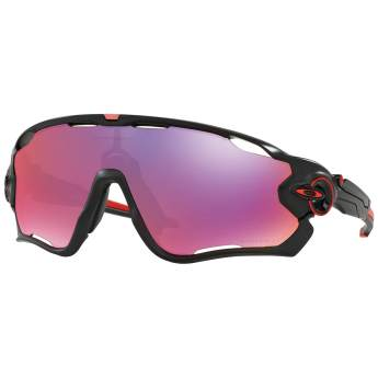 Oakley Jawbreaker サングラス - Matte Black/Prizm Road