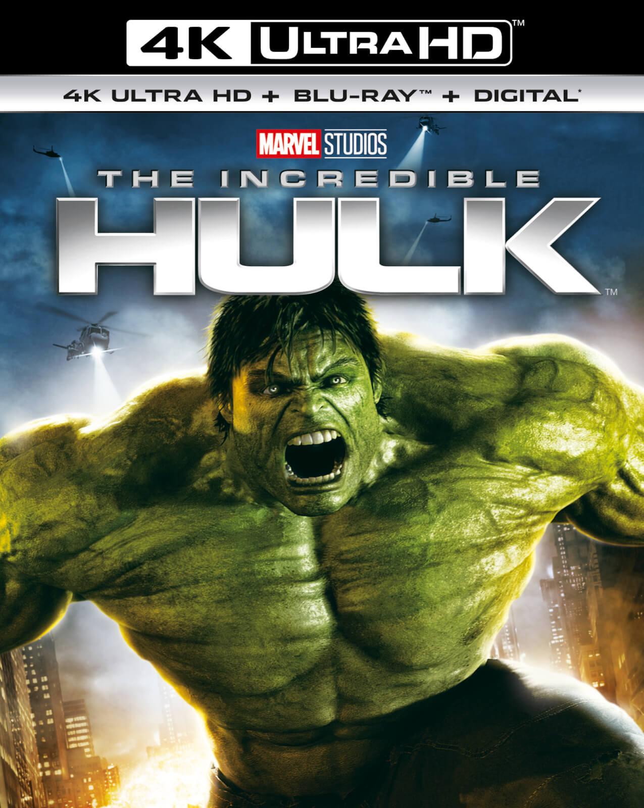 Avengers Animated Wallpaper The Incredible Hulk 4k Ultra Hd Blu Ray Zavvi