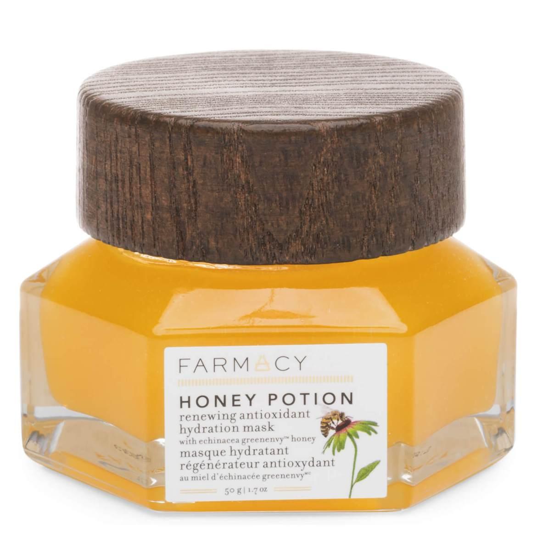 蜂蜜抗氧化補水面膜
