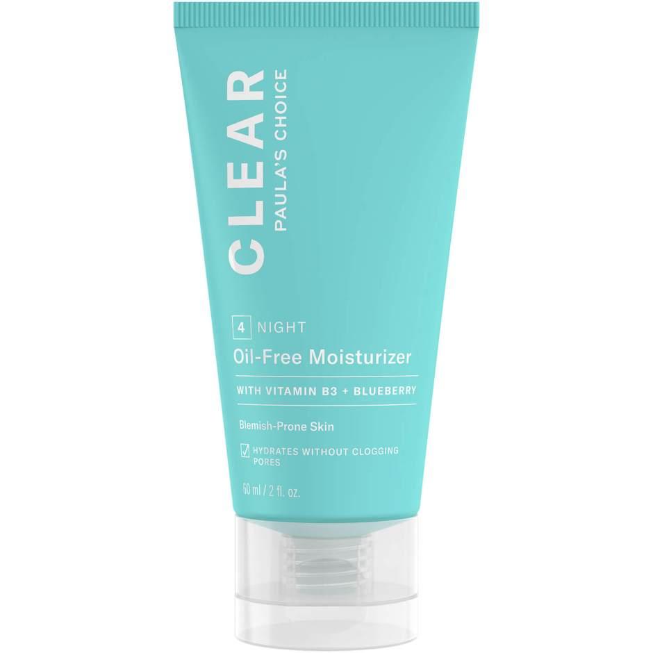 Paula's choice Oil Free moisturiser for acne prone skin