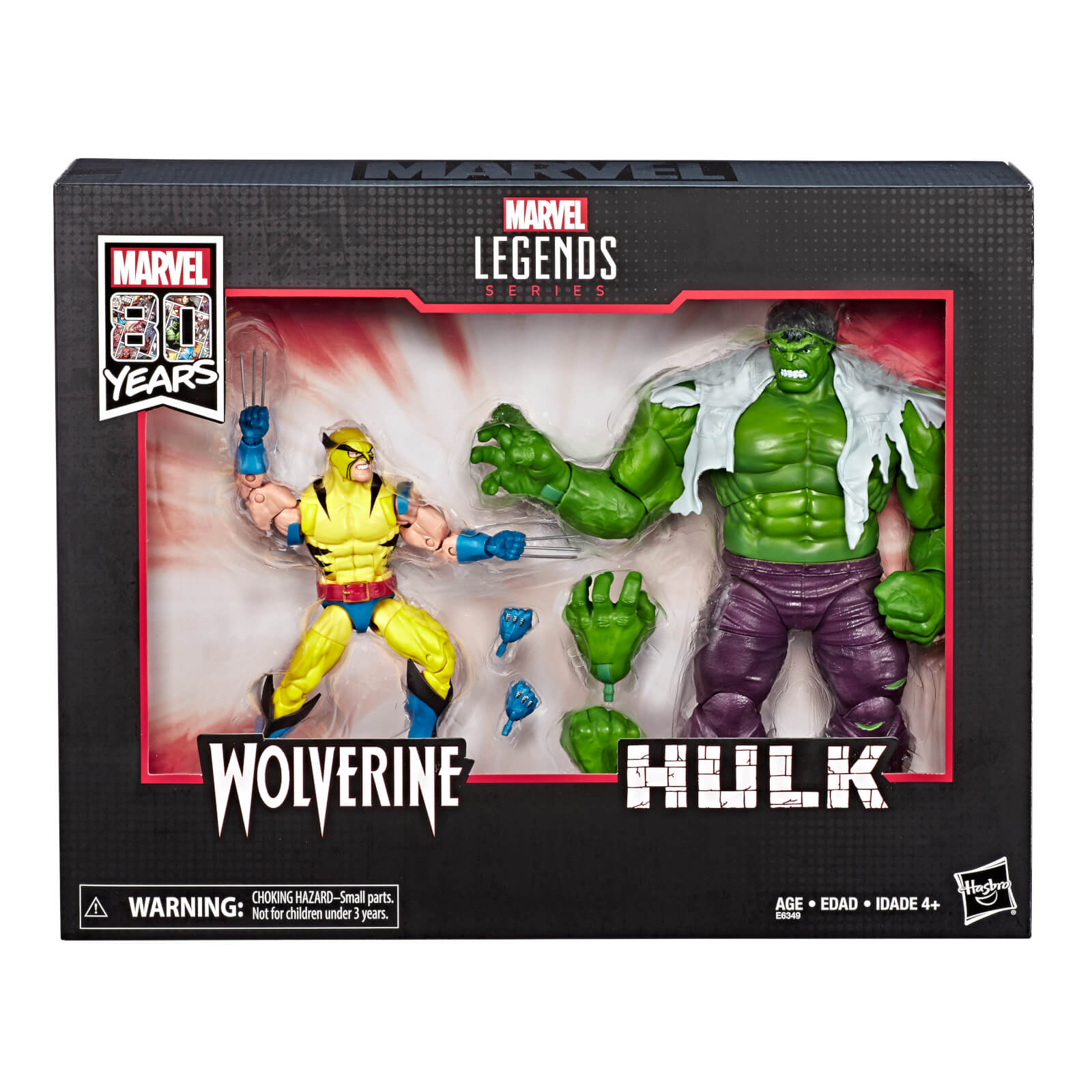 hasbro marvel legends series