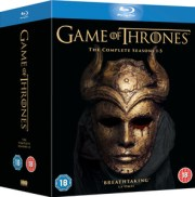 Game of Thrones Complete Season 1-5 BluRay box