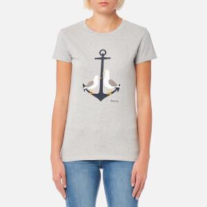 Barbour Women's Whitmore T-Shirt - Light Grey
