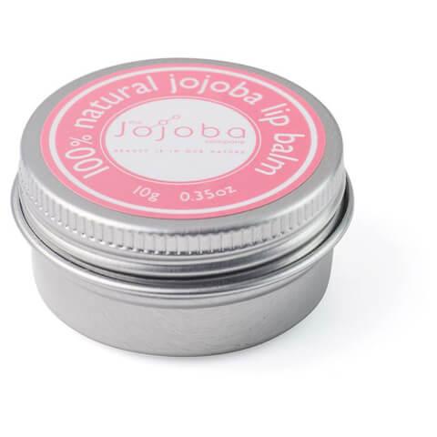 The Jojoba Company 100% Natural Jojoba Lip Balm 10g