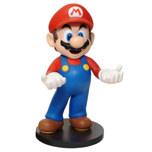 Super Mario Phone Console Holder Nintendo Official UK