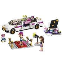 LEGO Friends: Pop Star Limo (41107) Toys