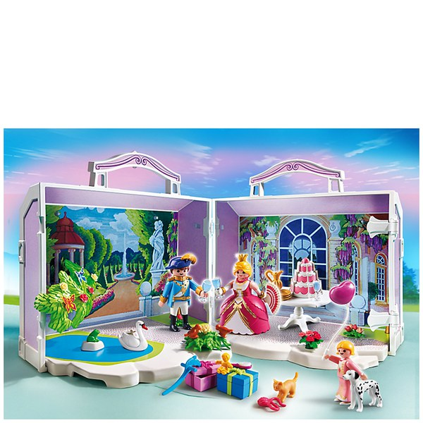 Playmobil Princesses Take Along Princess Birthday 5359 Toys  TheHutcom