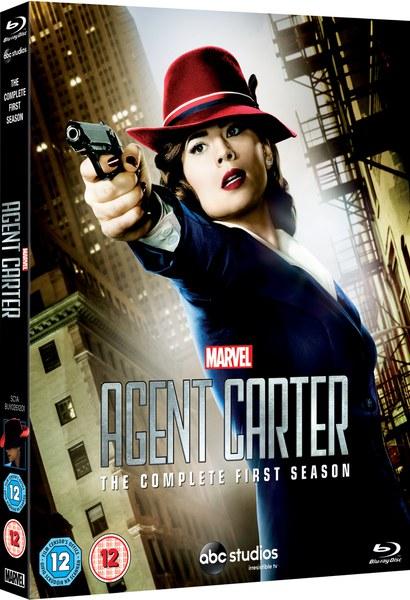 Marvels Agent Carter Season 1 Blu Ray Zavvi