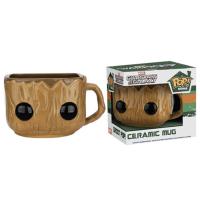 Marvel Guardians of the Galaxy Groot Pop! Home Mug ...