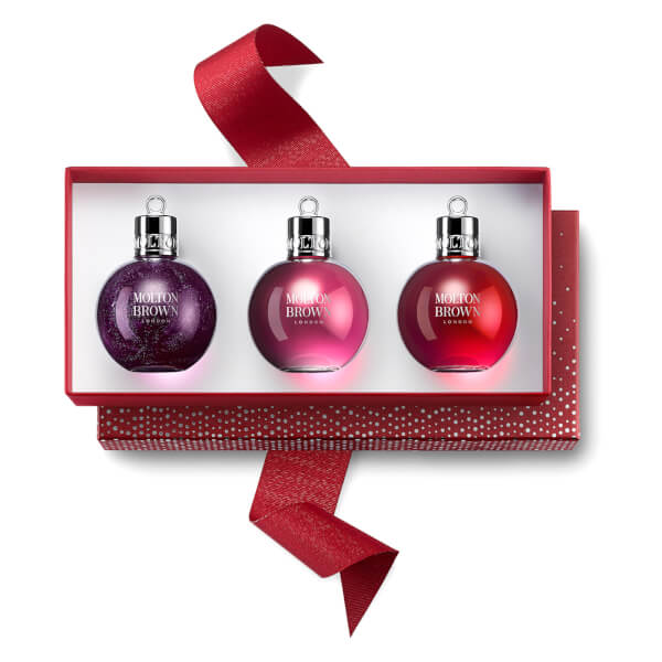 Molton Brown Festive Bauble Gift Set (Worth £32)