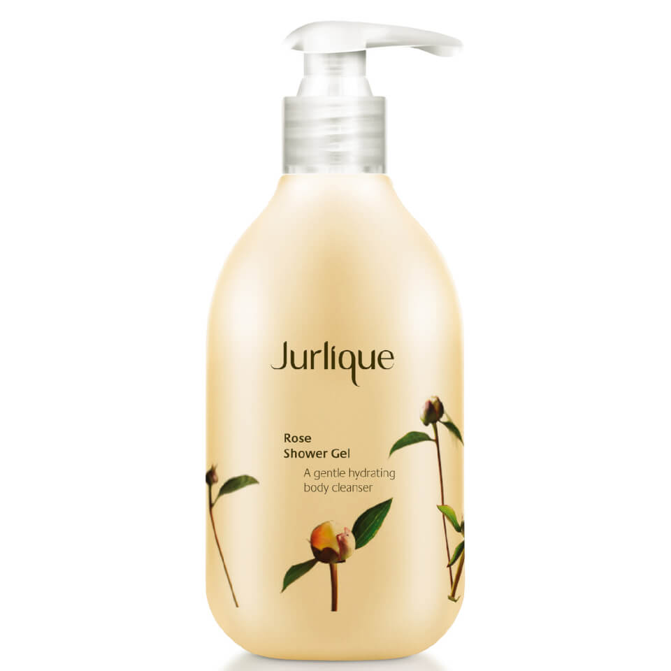 Jurlique Shower Gel Rose 300ml Free Shipping
