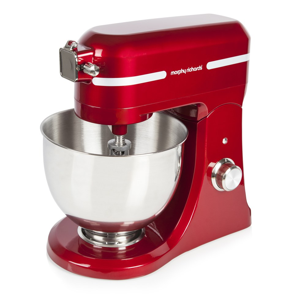 Morphy Richards 400007 Professional Diecast Stand Mixer