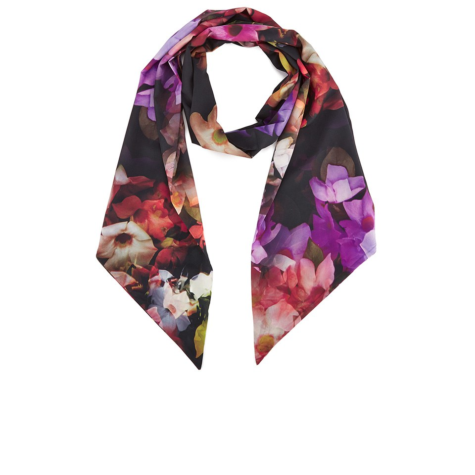 d611254f0d43 Ted Baker Women39s Rowse Mid Summer Floral Print Long Scarf