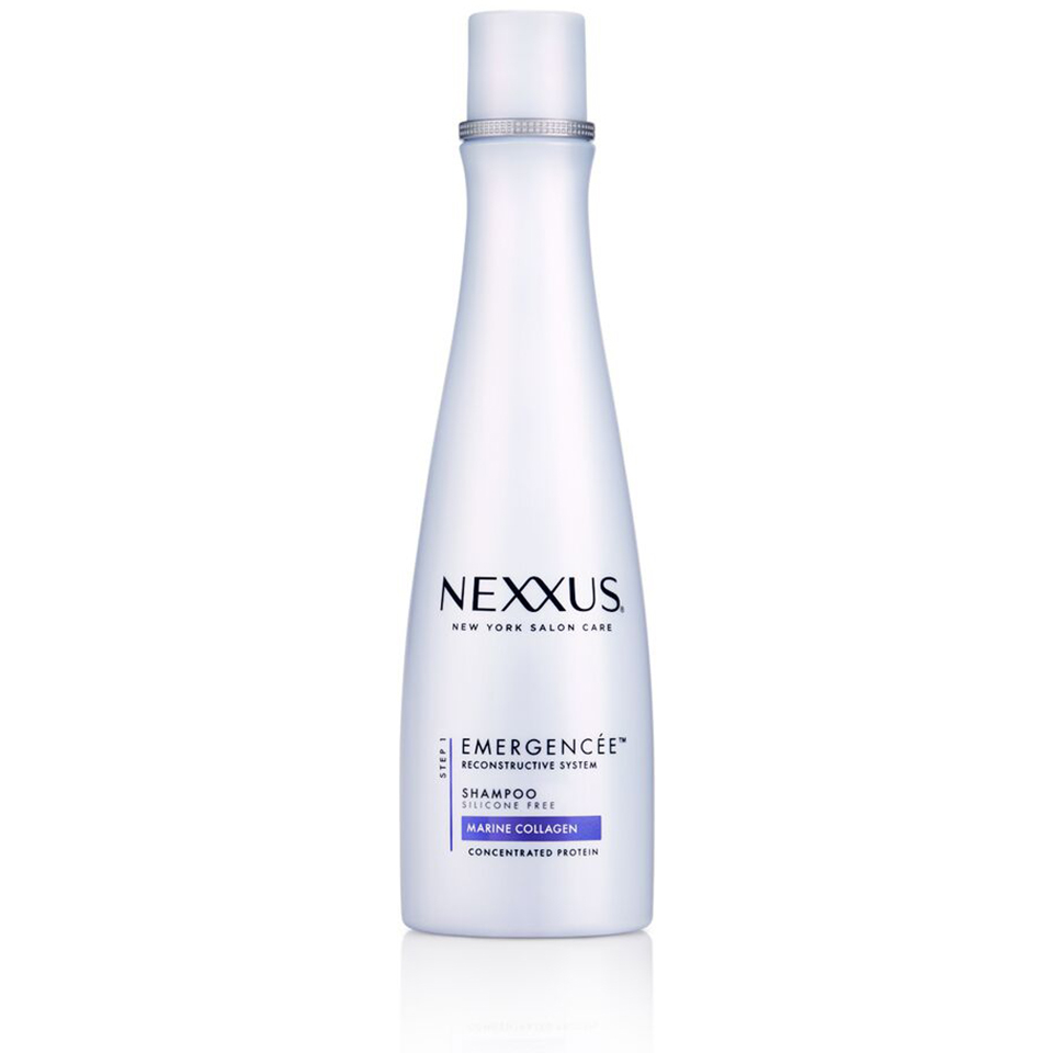 Nexxus Emergencee Shampoo 250ml Free Shipping