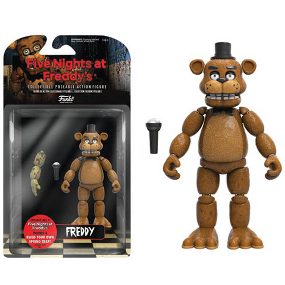 Knights Of Freddy Figure Five
