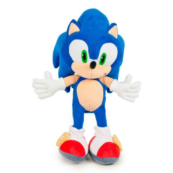Sonic Hedgehog Plush Figure Merchandise Zavvi