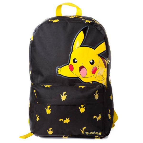 Pokmon Pikachu Backpack Nintendo Official Uk Store
