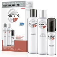NIOXIN 3-part System Trial Kit 4 for Colored Hair with ...