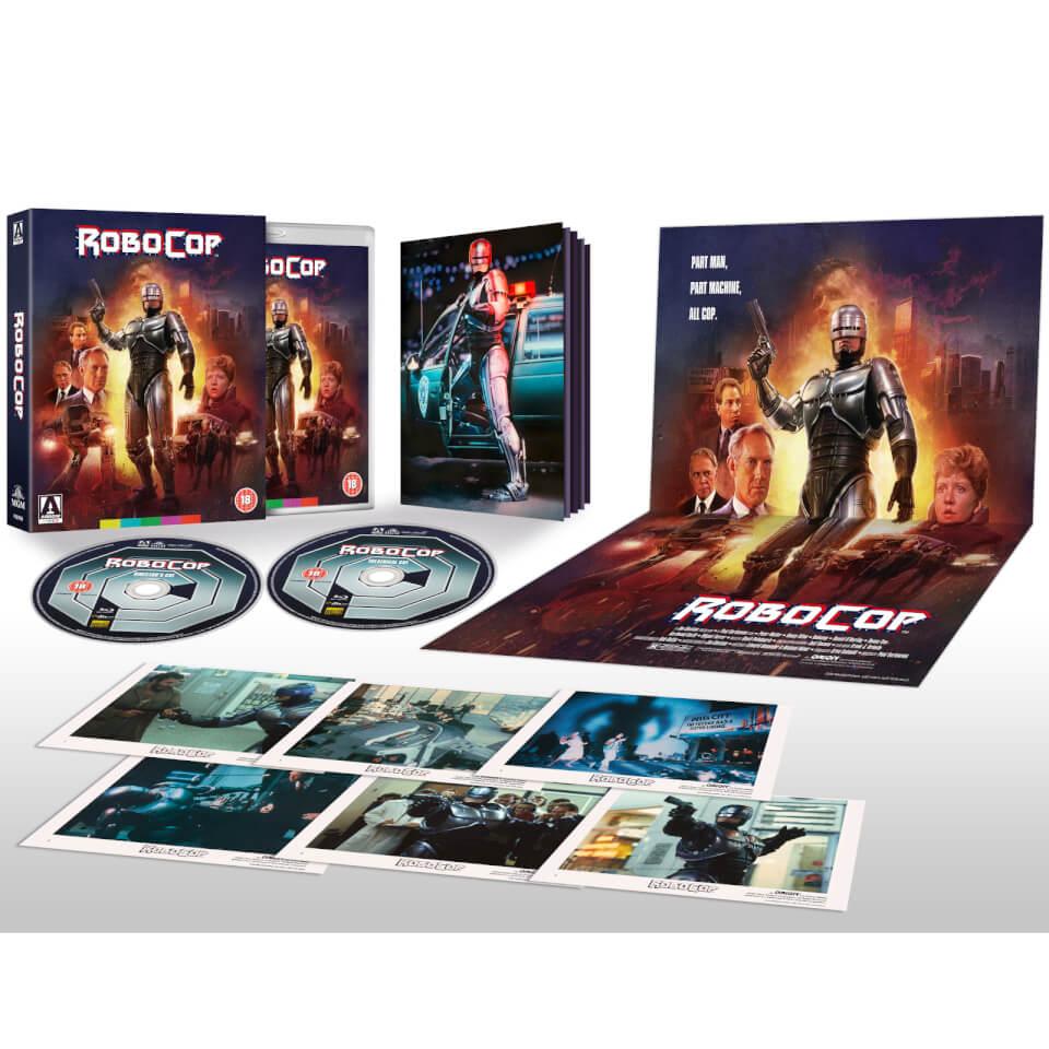 RoboCop (Limited Edition) Blu-ray - Zavvi UK
