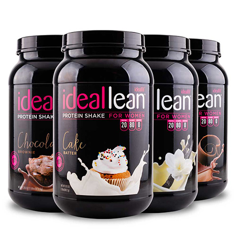 Ideal Protein Shakes