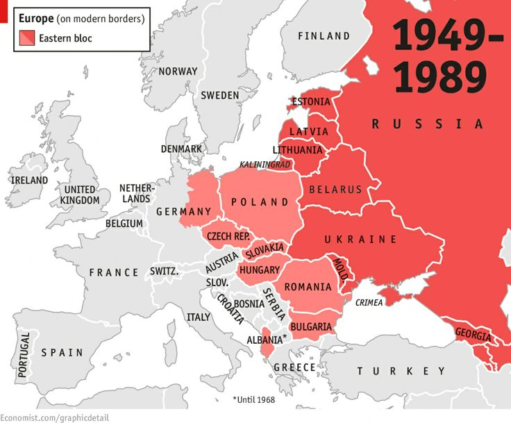What Did The Iron Curtain Mean For Eastern Europe Nrtradiant Com