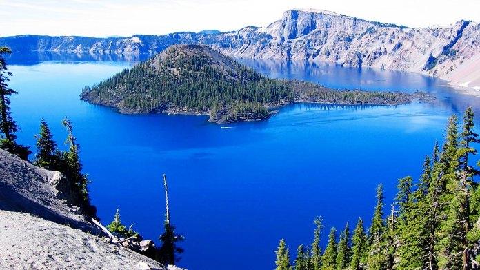 Image result for Crater Lake,Oregon