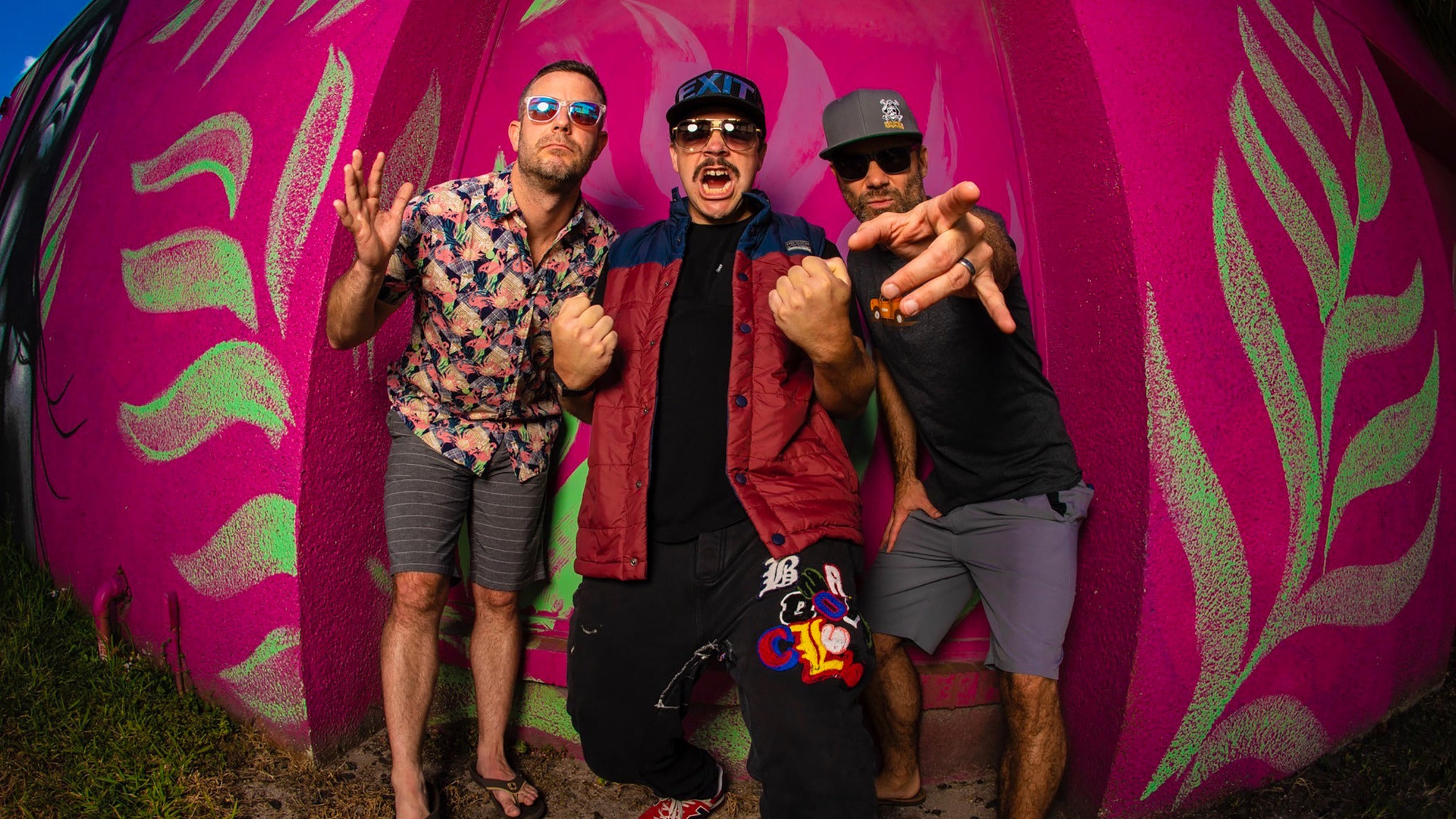 Badfish: Tribute to Sublime - 20 Year Anniversary Tour presale code for early tickets in San Diego