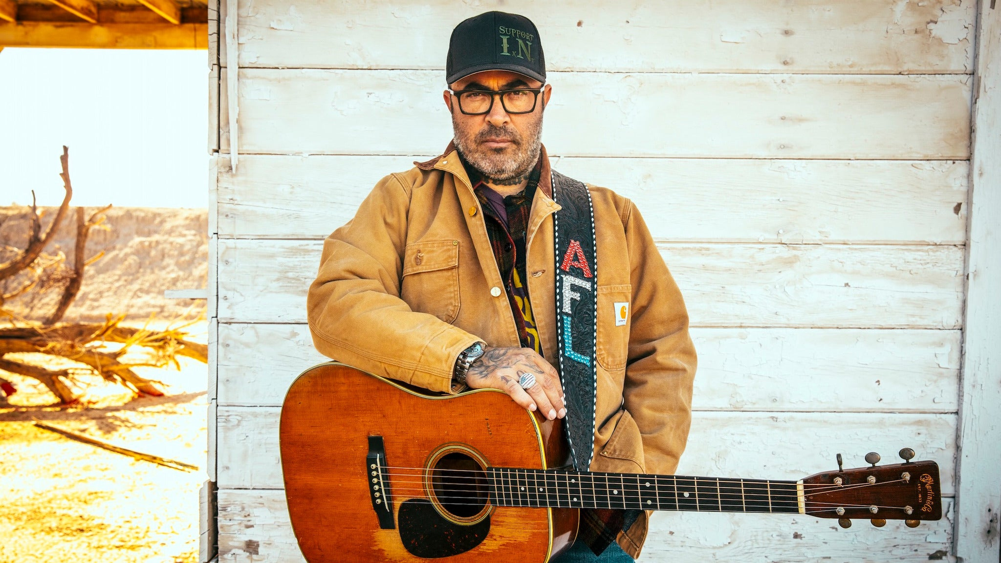 Aaron Lewis presale password for early tickets in Charles Town