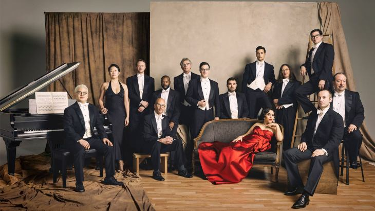 Pink Martini featuring China Forbes free presale pasword