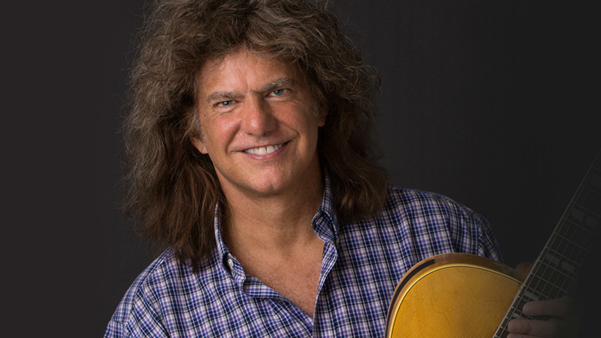 Pat Metheny presale password for early tickets in Rochester