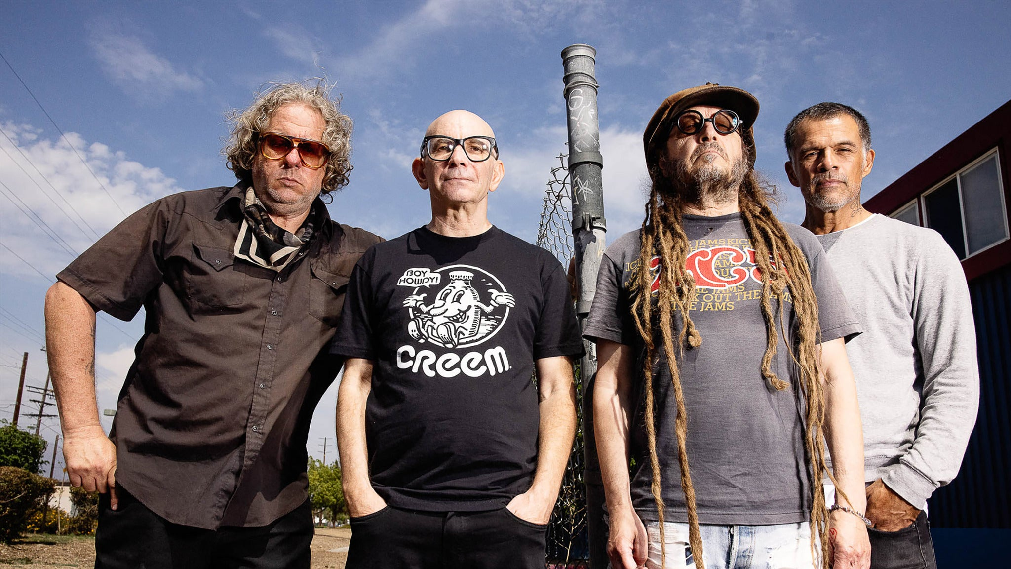 Circle Jerks presale code for early tickets in Sacramento