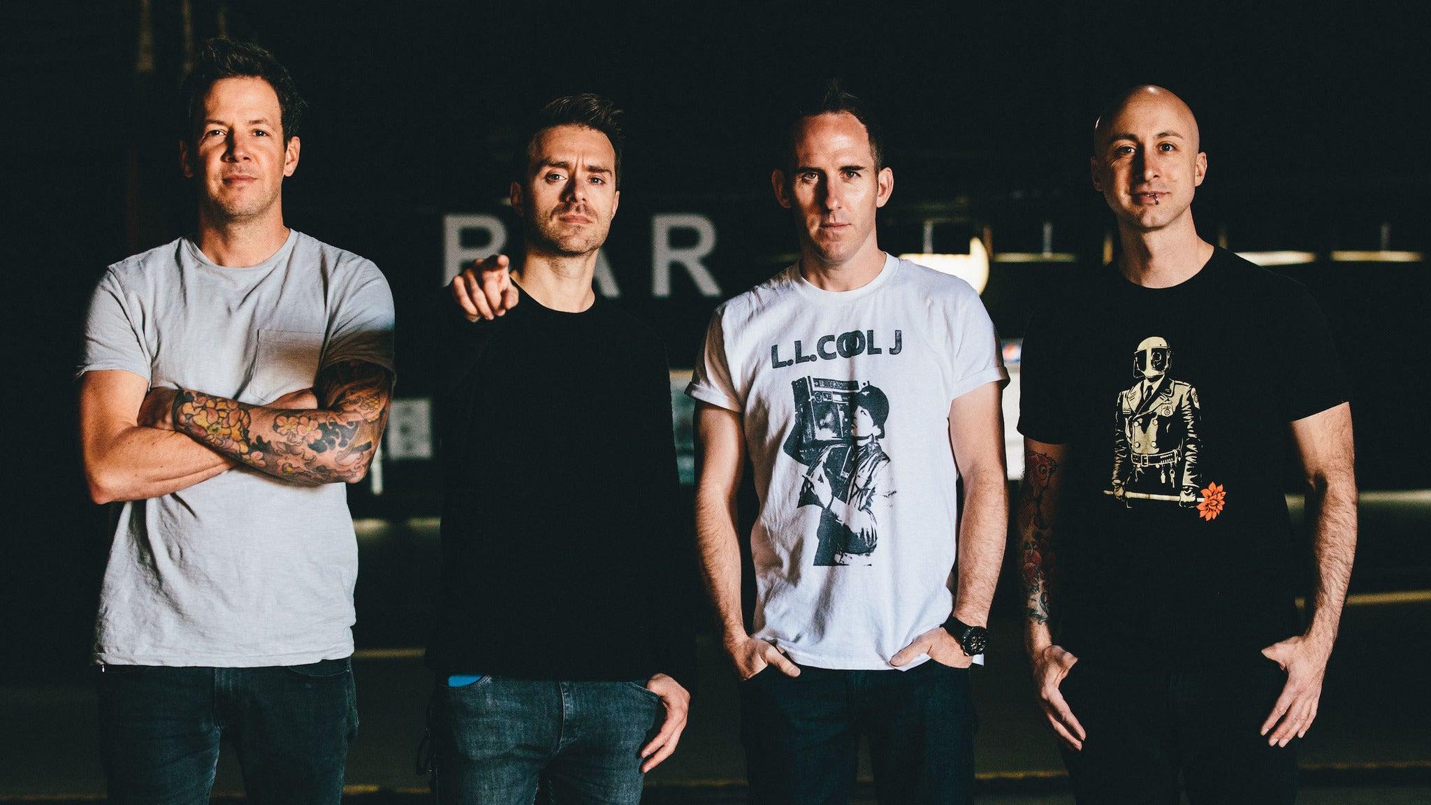 Simple Plan/New Found Glory - Pop Punk's Still Not Dead Tour presale password