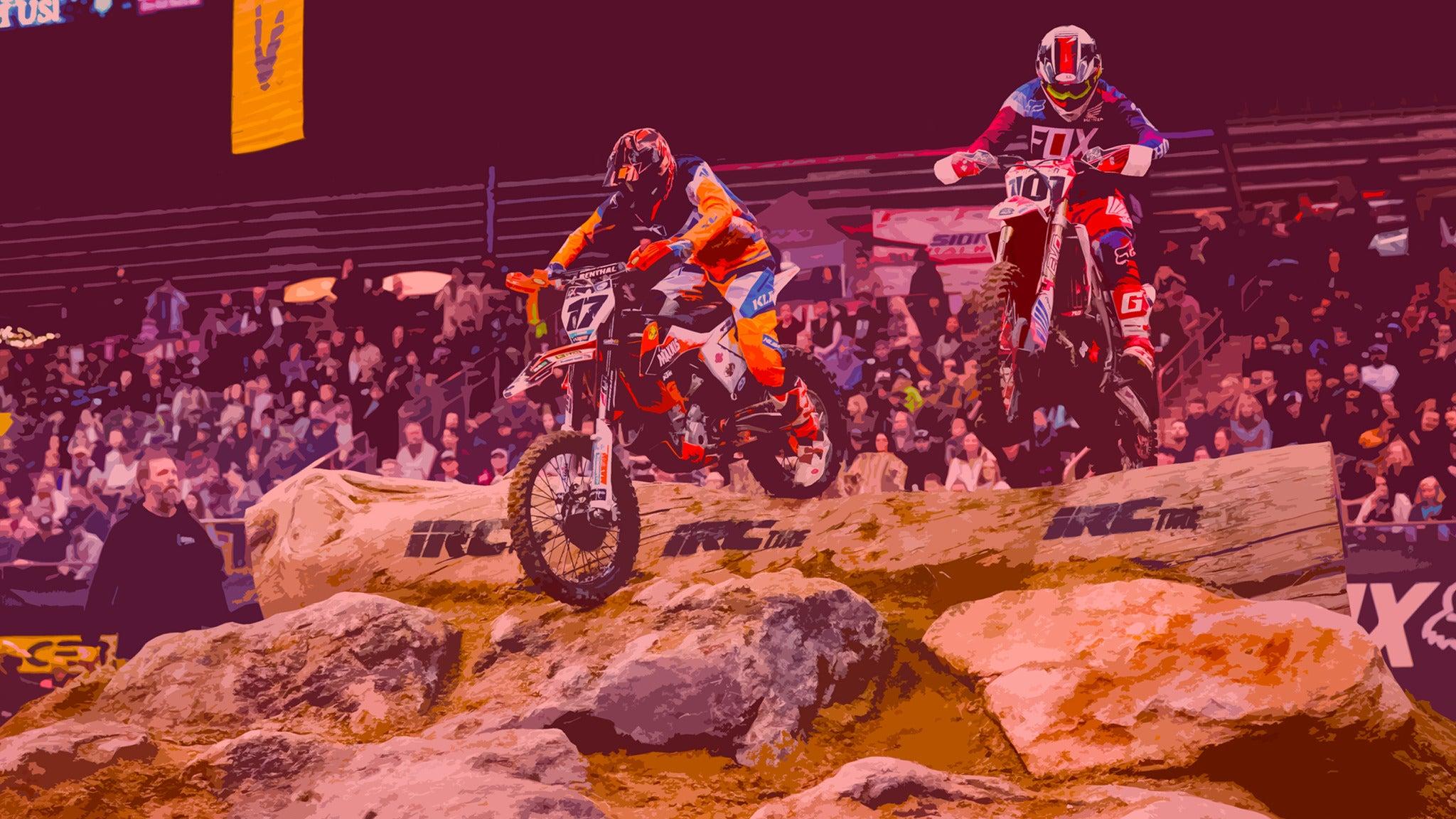 Endurocross presale passcode for show tickets in Prescott Valley, AZ (Findlay Toyota Center)
