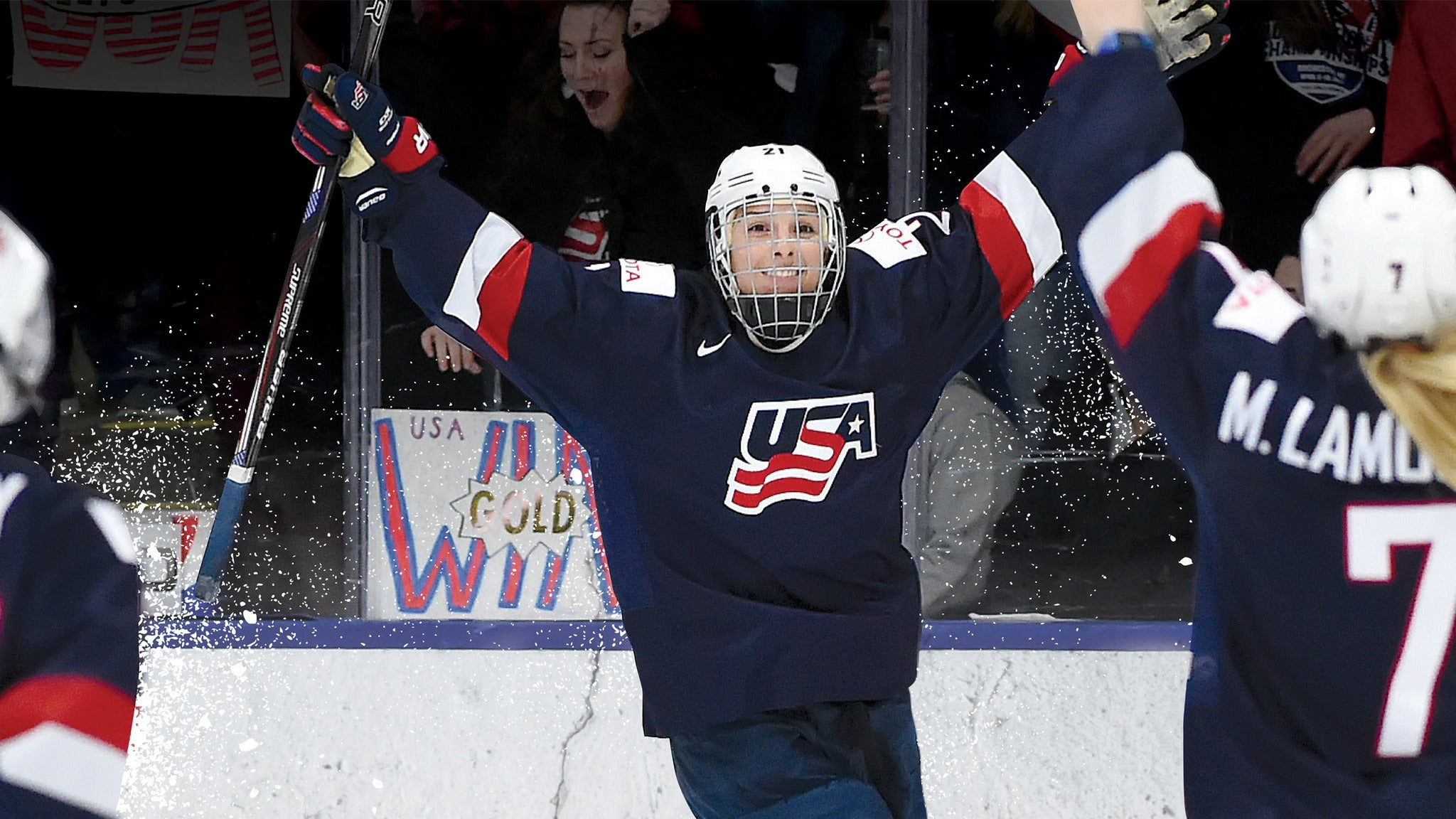 My Why Tour: Usa Vs Canada Featuring U.s. Women's National Hockey Team presale code for show tickets in Saint Paul, MN (Xcel Energy Center)
