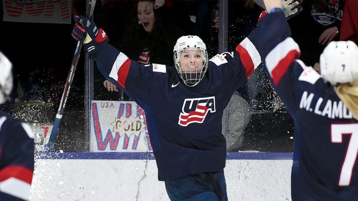 My Why Tour: Usa Vs Canada Featuring U.s. Women's National Hockey Team free presale code