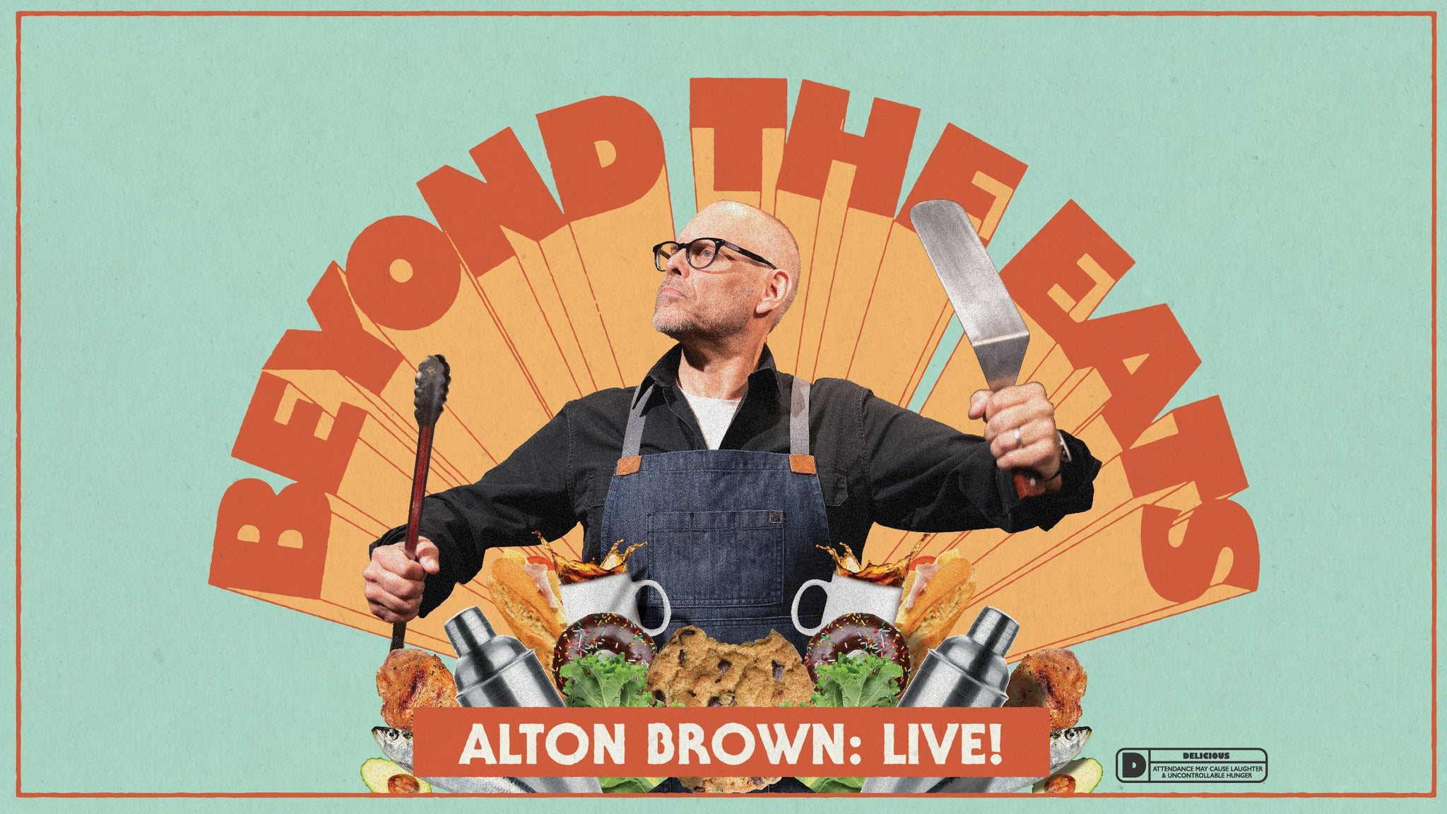 Alton Brown Live presale code for early tickets in Toronto