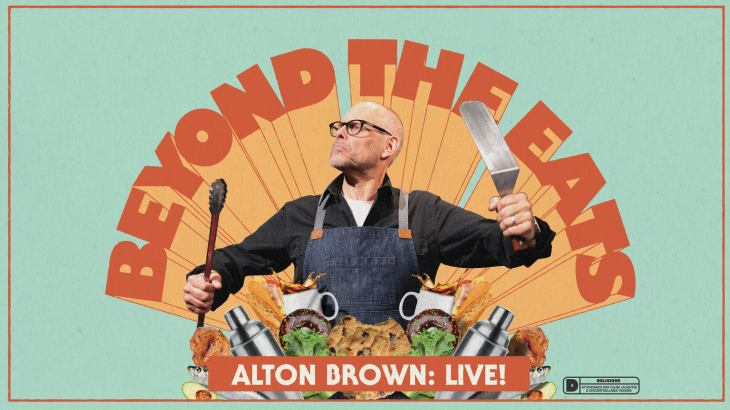 Alton Brown Live: Beyond The Eats free presale info for show tickets in New York, NY (Beacon Theatre)