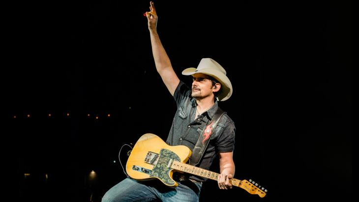 presale password for Brad Paisley Tour 2021 tickets in Jacksonville - FL (Daily's Place)