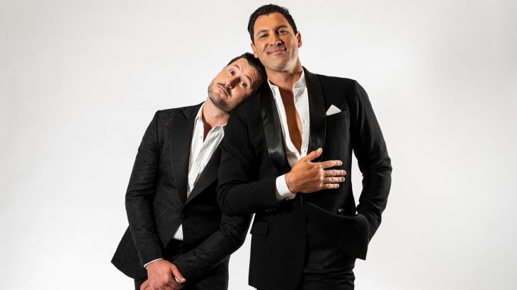 Maks & Val: Stripped Down Tour free pre-sale code for show tickets in Newark, NJ (New Jersey Performing Arts Center)