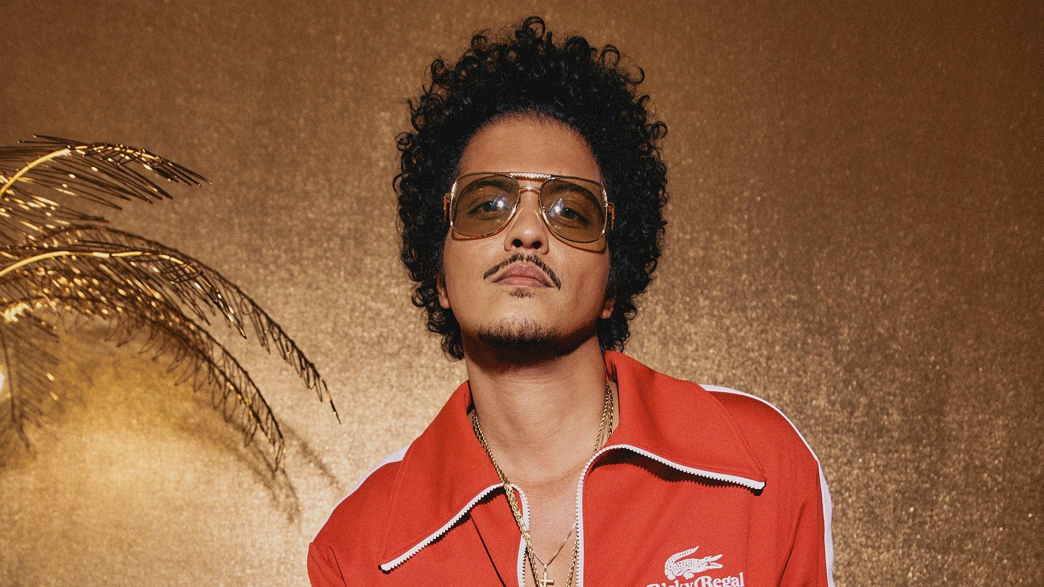 Bruno Mars Las Vegas presale code